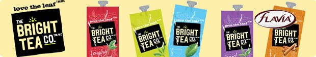 Bright Tea Company by Flavia