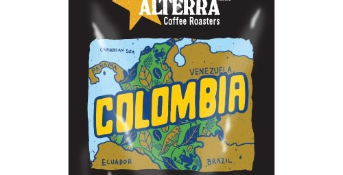 Alterra Colombia Coffee for Flavia Drink Station