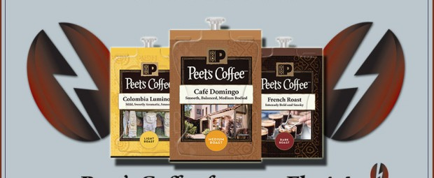 Peet's Coffee for Flavia Brewers