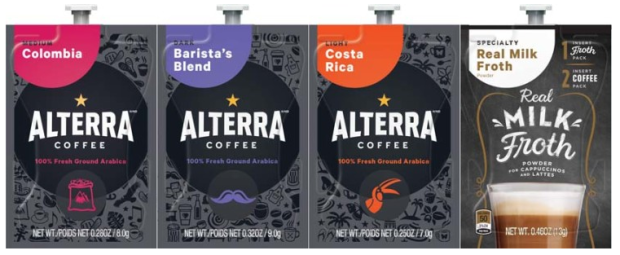 Alterra Flavia Coffees