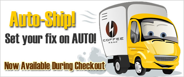 Auto-Ship - Now Available During Checkout