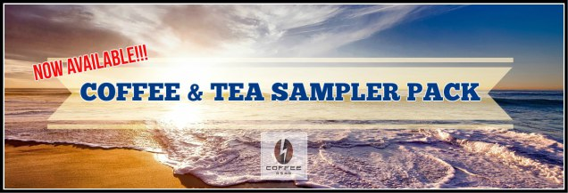 Coffee Sampler Pack - Get a full mix of available flavors