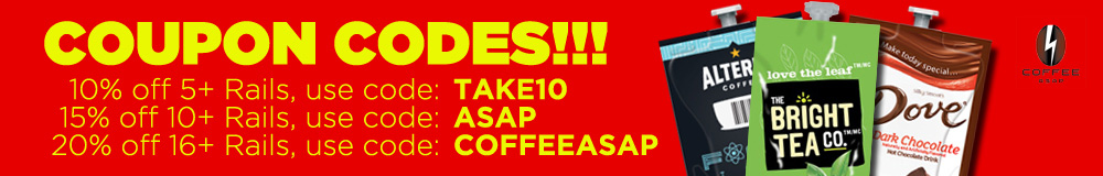CoffeeASAP Coupon Codes