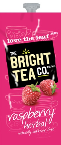 Flavia's Bright Tea - Raspberry Herbal Tea