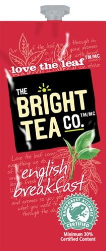 Flavia's Bright Tea - English Breakfast Tea