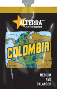 Alterra's Flavia Coffee - Colombia