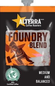 Alterra's Flavia Coffee - Foundry Blend