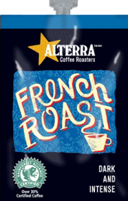 Alterra's Flavia Coffee - French Roast