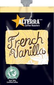 Alterra's Flavia Coffee - French Vanilla