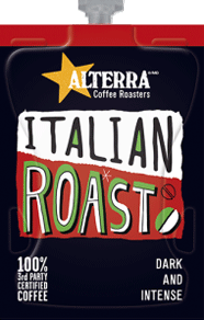 Alterra's Flavia Coffee - Italian Roast (was Espresso)