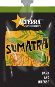 Alterra's Flavia Coffee - Sumatra