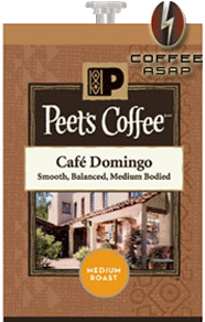 Alterra's Flavia Coffee - PEET'S® Café Domingo™