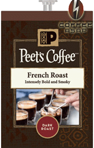 Alterra's Flavia Coffee - PEET'S® French Roast