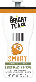 Bright Teas or Tazo Teas!  We have all the Flavia brewer tea filterpack options with same day shipping and huge discounts every day.  The Mars Drink Station is sure to satisfy the coffee & tea snobs you love! - Smart Tea - B512
