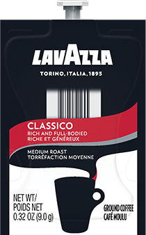 Alterra Coffees for Flavia Creation Drinks Station by Mars  €  Coffee lovers paradise of variety, easy use, & no coffee mess!  Experience all the benefits of coffee without the hassles with our full selection of Alterra Coffees filterpacks. - Lavazza Classico