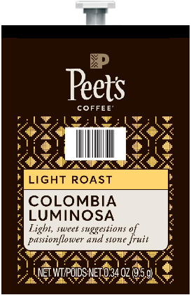 Flavia Coffee - PEET'S® Colombia Luminosa