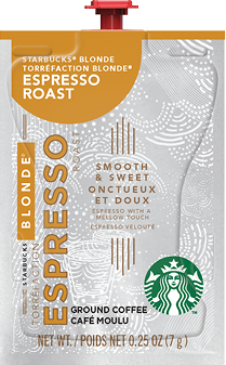 The Barista Espresso / Coffee Brewer is professional grade at it's best!  Get the best coffee house variety & excellence in one system with the Barista who's always ready for work. - Starbucks Blonde Espresso - SX05